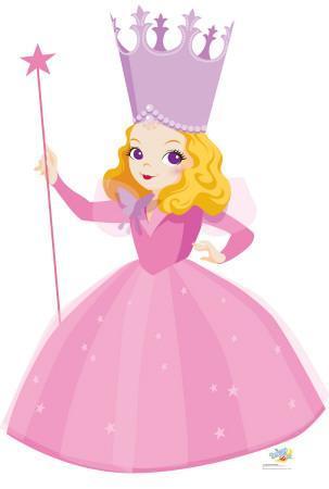 Glinda the Good Witch - Kids Wizard of Oz