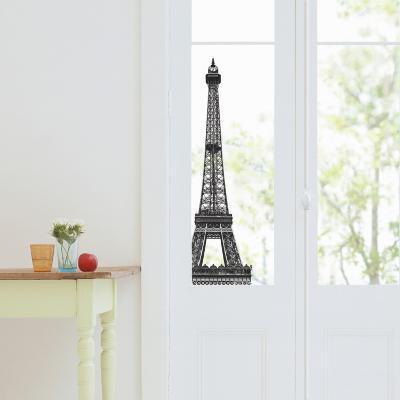 Eiffel Tower Window Decal Sticker