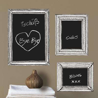 Hand drawn frames (Water Resistant Decal)