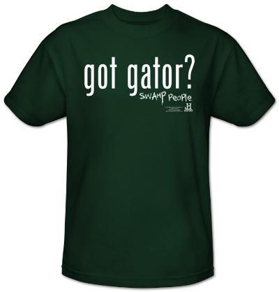 Swamp People-Got Gator