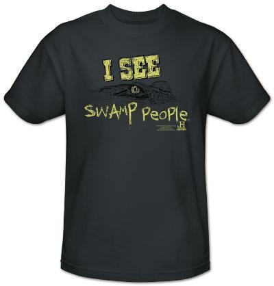 Swamp People-I See Swamp People