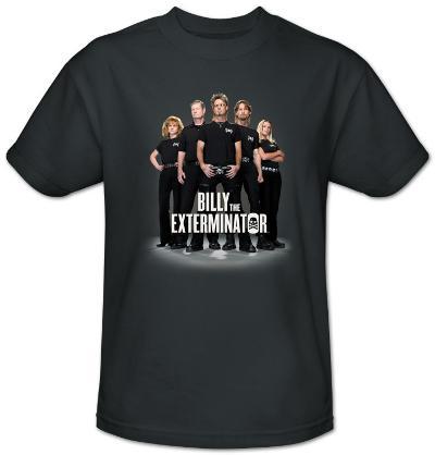 Billy The Exterminator-Vexcon Crew