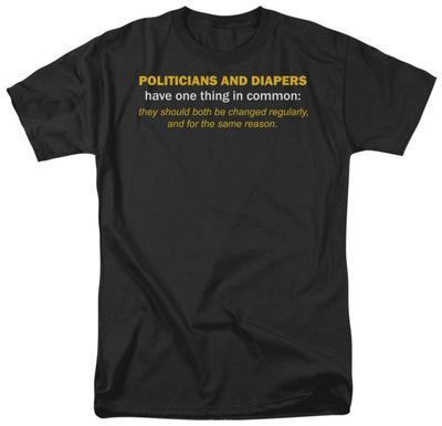 Politicians Like Diapers