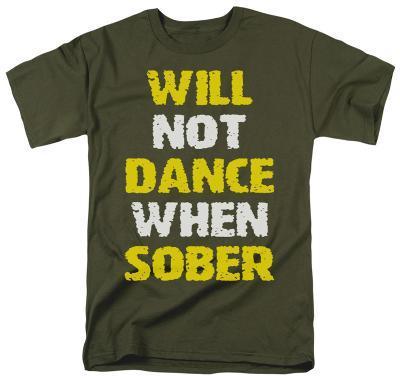 Will Not Dance