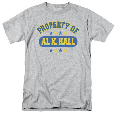 Property Of Al K. Hall