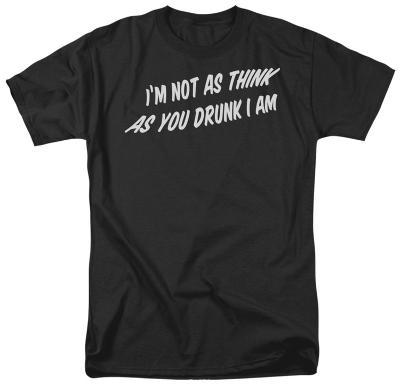 Think As You Drunk
