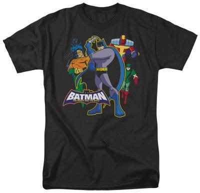 Batman BB-Waiting