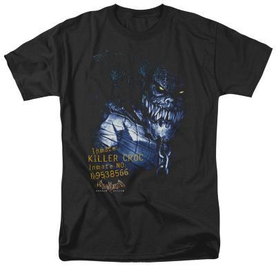 Batman AA-Arkham Killer Croc