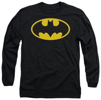 Long Sleeve: Batman-Classic Logo