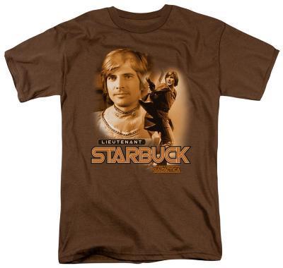Battle Star Galactica-Starbuck