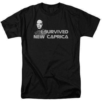 Battle Star Galactica-I Survived New Caprica