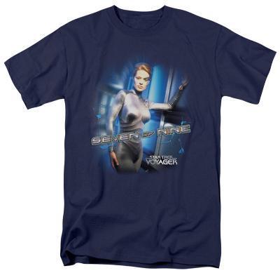 Star Trek-Seven Of Nine
