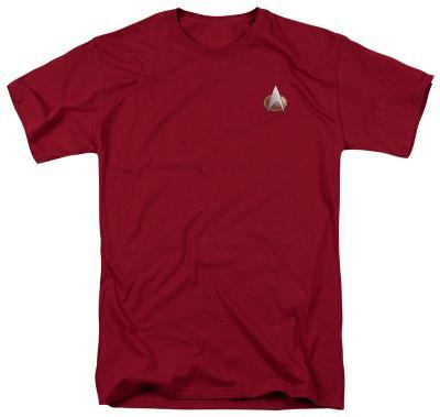 Star Trek-TNG Command Emblem