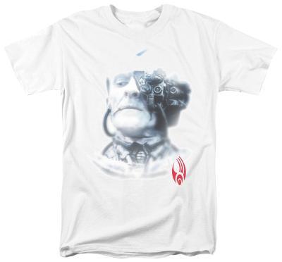Star Trek-Borg Head