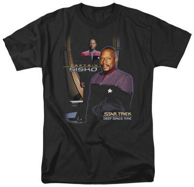 Star Trek-Captain Sisko