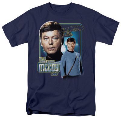 Star Trek-Doctor Mccoy