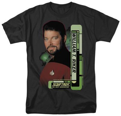 Star Trek-Riker