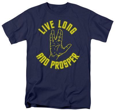 Star Trek-Live Long Hand