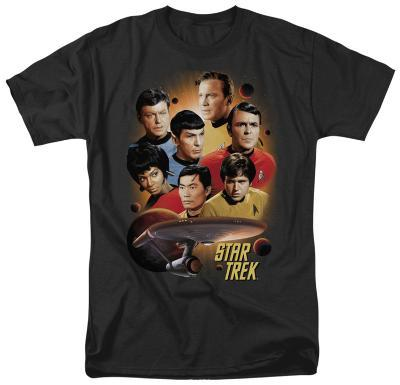 Star Trek-Heart Of The Enterprise