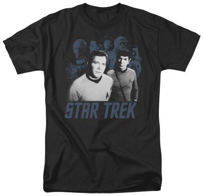Star Trek-Kirk Spock And Company