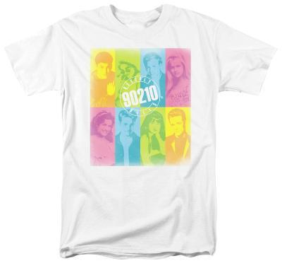 90210-Color Block Of Friends