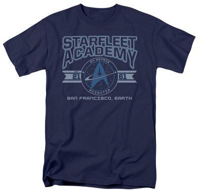 Star Trek-Starfleet Academy Earth