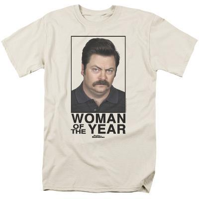 Parks & Rec-Woman Of The Year