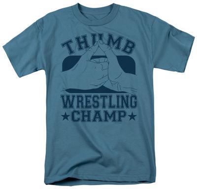 Thumb Wrestling Champ