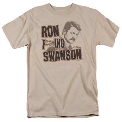 Parks & Rec-Ron F***Ing Swanson