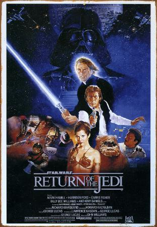 Star Wars- Return of the Jedi