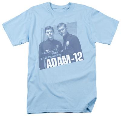 Adam 12-Radio Call