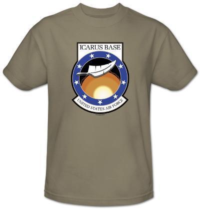 Stargate Universe-Icarus Base Logo