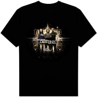 Stargate Universe-Destiny