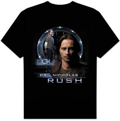 Stargate Universe-Nicholas Rush