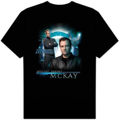 Stargate Atlantis-Rodney Mckay