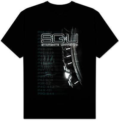 Stargate Universe-Codes
