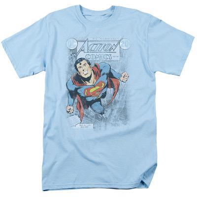 Superman-Action #419 Distress