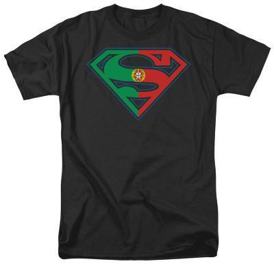 Superman-Portugal Shield