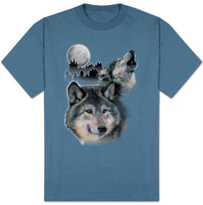 Wildlife-Wolf Howl