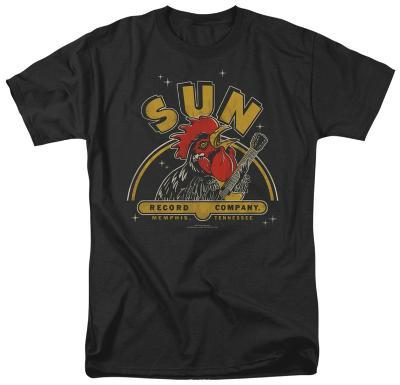 Sun-Rocking Rooster