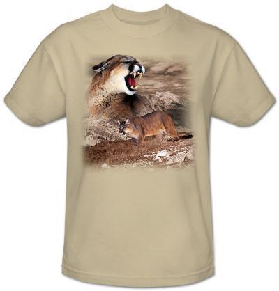 Wildlife-Mountain Lion
