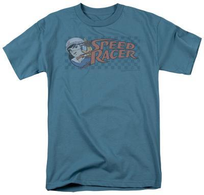 Speed Racer-Checkered