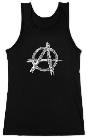 Women's: Tank Top - Great All Time Punk Songs