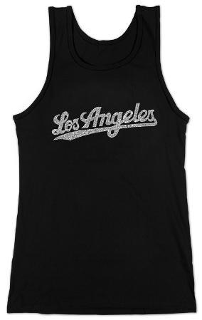 Women's: Tank Top - Los Angeles Neighborhoods