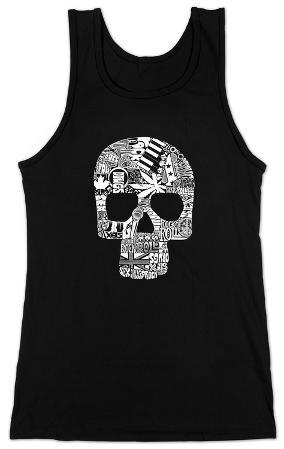 Women's: Tank Top - Sex, Drugs, Rock & Roll