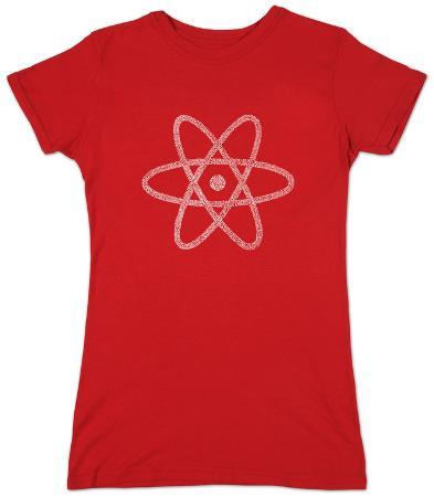 Women's: Atom out of the Periodic Table
