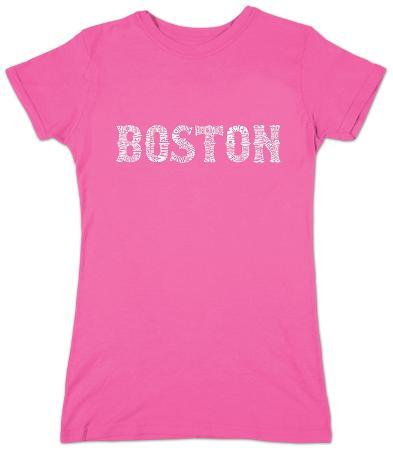 Women's: Boston Neighborhoods