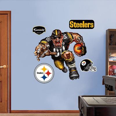 Pittsburgh Steelers Steamroller Steeler
