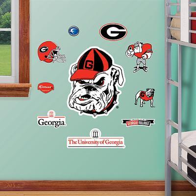 Georgia - Fathead Junior Logosheet