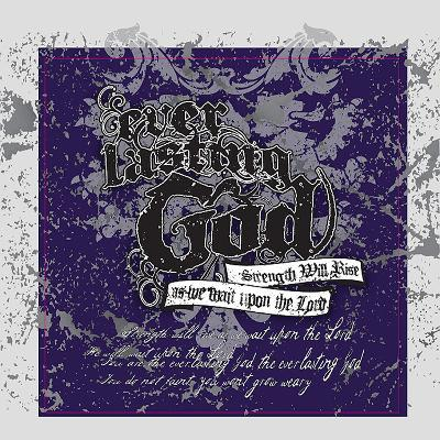 Everlasting God (Purple)